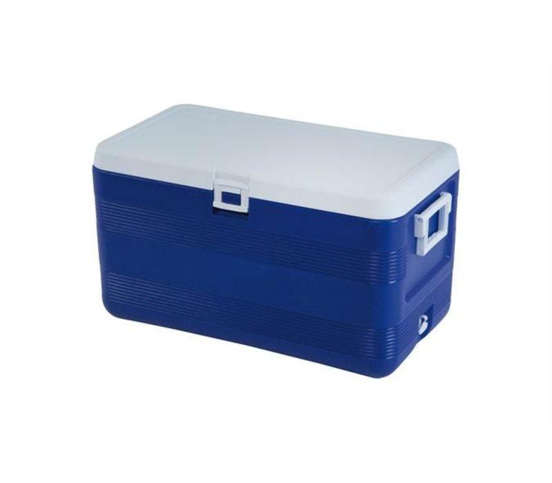 XXLselect Koelbox Professioneel Horeca - Isotherme Container - 60 Liter - 74x40x42cm