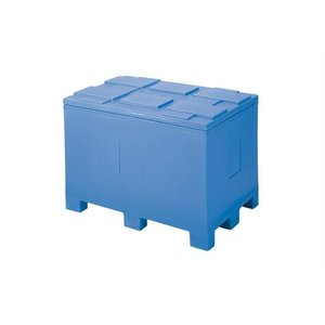 XXLselect Isothermal Container Pallet on Feet - 450 Liter - 60x40x54cm