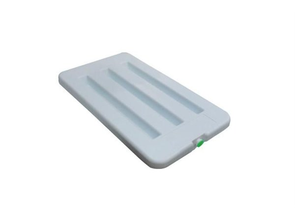 XXLselect Koelelement Koelboxen / Eutectische Plaat - 480x280x28mm - Invriezen op -18 graden