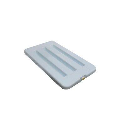 XXLselect Heatsink Kühlboxen / Eutectic Plate - 480x280x28mm - Einfrieren bei -28 Grad