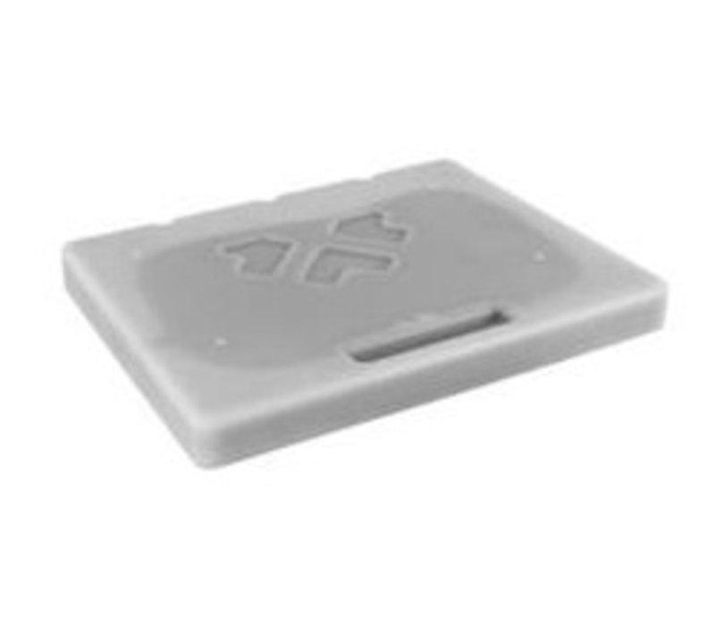 XXLselect Eutectic plate / heatsink - +3 degrees - 36x27x39cm