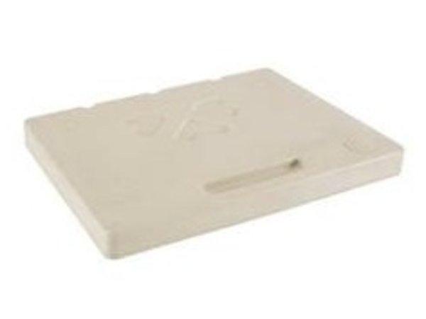 XXLselect Eutectic plate / heatsink - Partition - 36x27x39cm