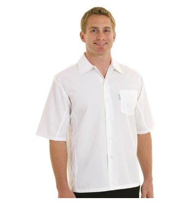 XXLselect Chef Works Coole Vent Chef Shirt - Weiß - in sechs Größen - Unisex