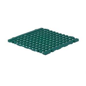 XXLselect Anti-Rutsch-Bodenfliese-Platz Gastro-Plus - 60x60x3cm - Grün
