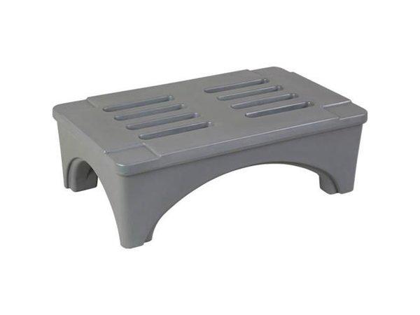 XXLselect Stau Rack / Gestell - 91x56x30cm - Schwarz