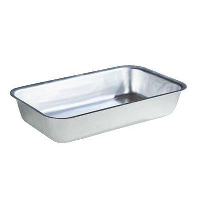 XXLselect Meat tray | Aluminium | 470x270x (H) 90mm