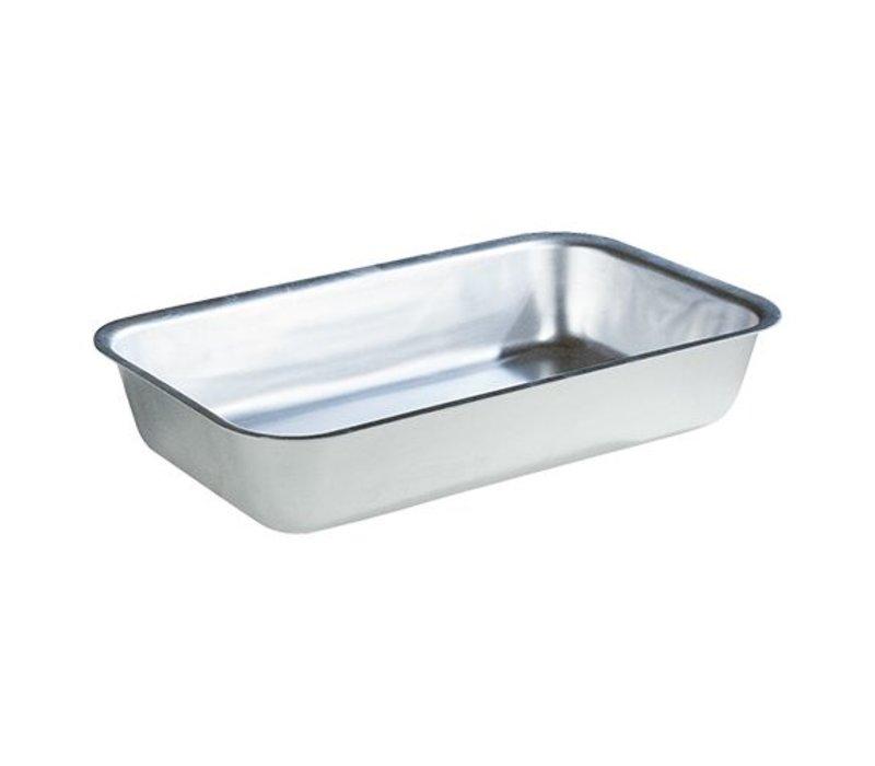 XXLselect Meat tray | Aluminium | 470x270x (H) 90mm
