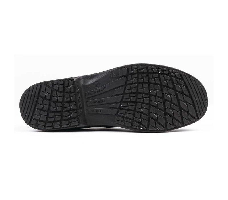 XXLselect Lites Lace Shoe - Black - Available in twelve sizes - Unisex