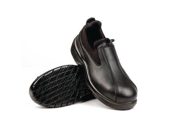 XXLselect Casual Shoes - Black - Available in twelve sizes - Unisex
