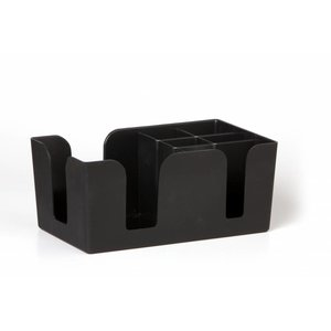 XXLselect Bar Caddy | Black