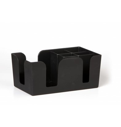 Bar Professional Bar Caddy | Schwarz
