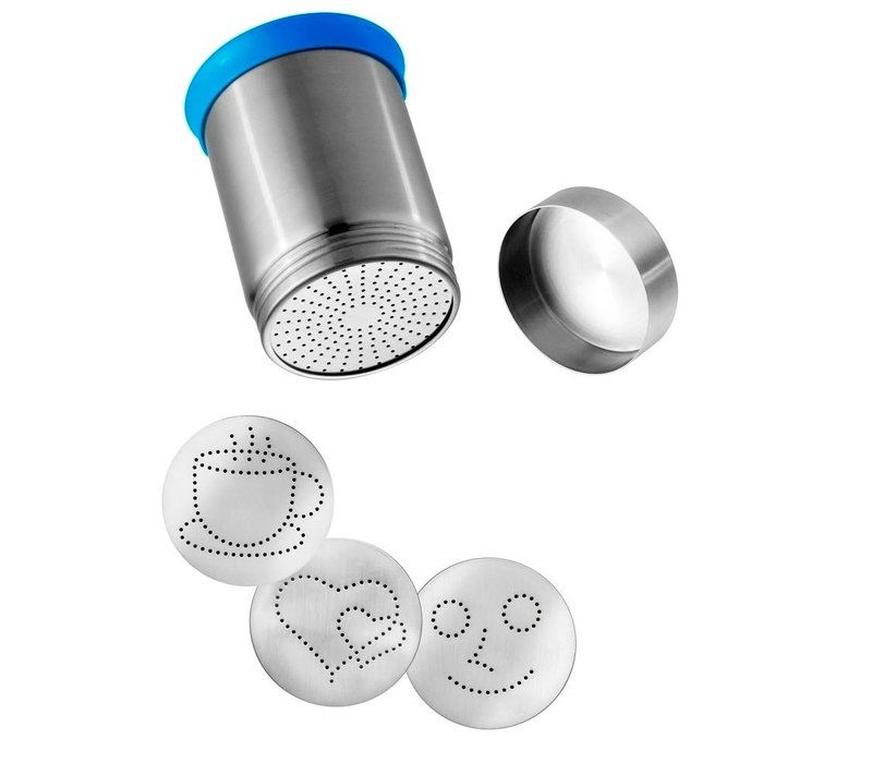 XXLselect Cocoa Set Decoration - Stainless steel