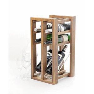 XXLselect Wijnrek display - Geschikt voor zes flessen
