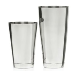 XXLselect Koriko Cocktail Shaker Set von 2 - 500 ml / 840 ml