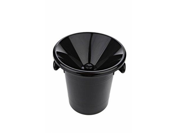XXLselect Spittoon - Plastic - 14x (h) 15,5cm