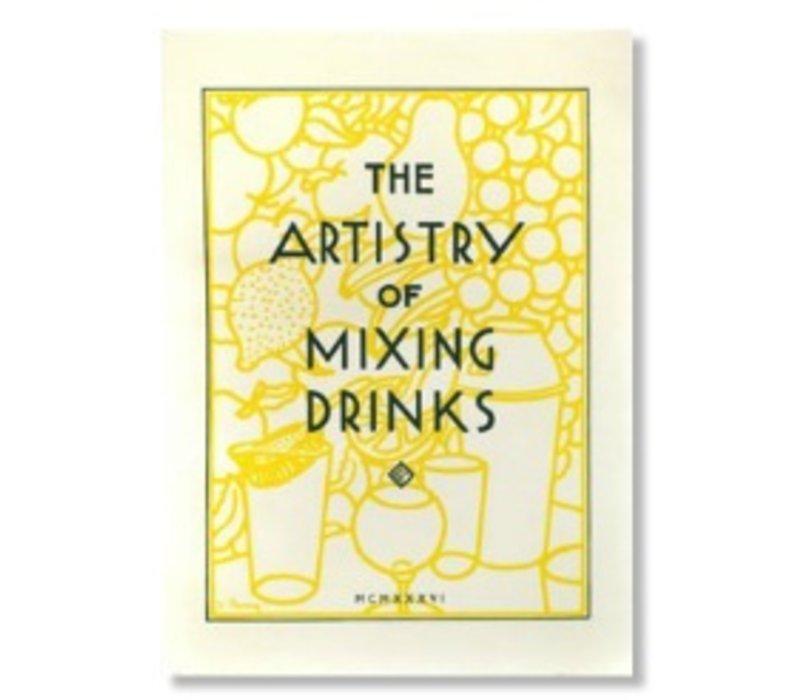 XXLselect Artistry of Mixing Drinks - Frank Meier - Cocktail Book
