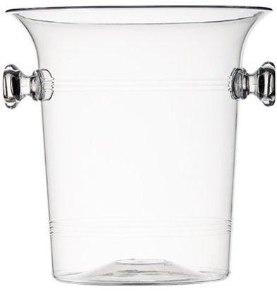 Bar Professional Weinkühler XL - für Weinflaschen Champagner - ø 20 cm x 21 (H) cm - EXTRA LARGE