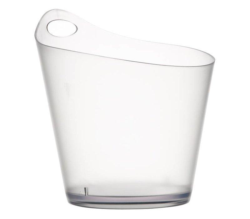 XXLselect Wijnbowl Salsa - Hard Polyethyleen - ø32cm x 34(h)cm