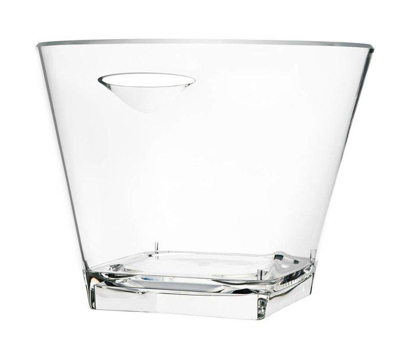 XXLselect Wein Bowl Quadra - ø34cm x 27 (H) cm - 6/8 Flaschen