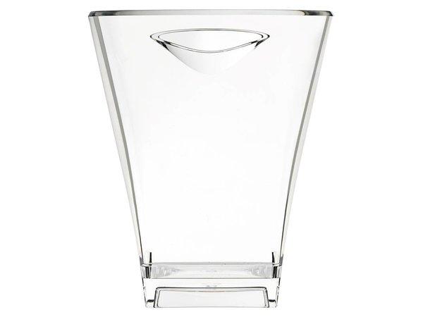 XXLselect Weinkühler Quadra - Erhältlich in fünf Farben - ø 21 cm x 25 (H) cm