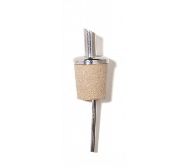 XXLselect Schenker natural cork short - Per 6 Pieces