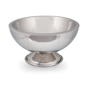 XXLselect Champagne Bowl Como - Doppelwandige Edelstahl - Ø43cm x 24 (H) cm