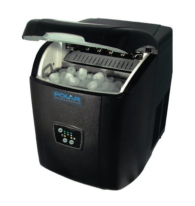 Polar Black Ice machine - three adjustable sizes - 10 kg / 24h - 2 years warranty