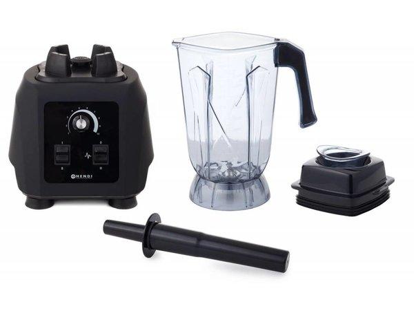 Hendi Powerful Blender - 2.5 Liter - 25,000 RPM