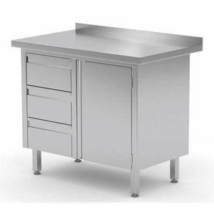 XXLselect Stainless Cupboard Tailor - All types of Stainless Steel Cabinets Work available in any size