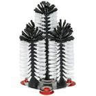 XXLselect Flush Brush aluminum foot five-piece - 4x18 + 1x25