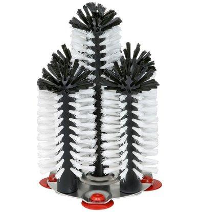 XXLselect Flush Pinsel Aluminiumfuß Fünfer - 4x18 + 1x25