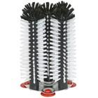 XXLselect Rinse brush aluminum base 5 parts - 5x25cm