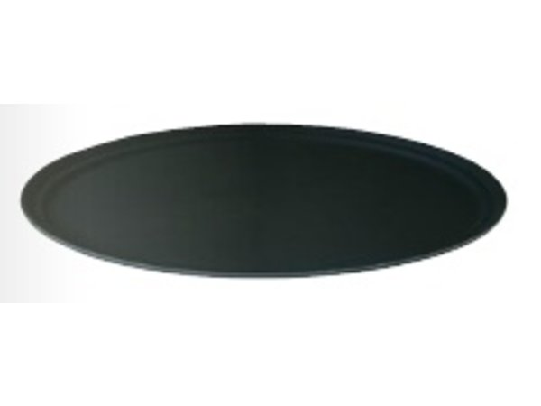 XXLselect PP non-slip tray oval - 68cm