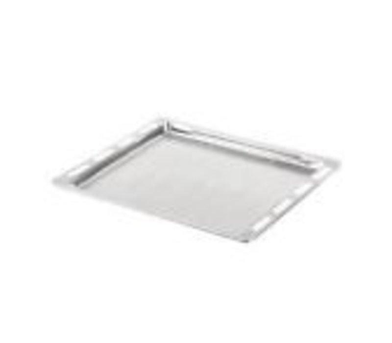 Bartscher Backform für AT90 | Aluminium | 433x333x (H) 10 mm