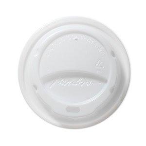XXLselect Milano lid - White - 34cl - Disposable - Quantity 1000