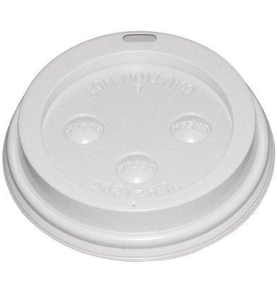 XXLselect Hot cups Lid - 34 / 35cl - Disposable - Quantity 50