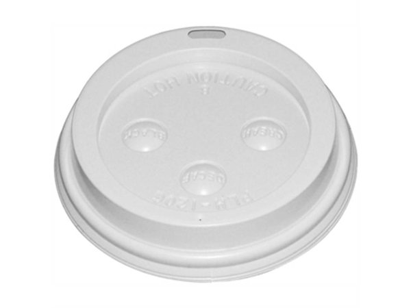 XXLselect Hot cups Deksel - 23cl - Disposable - Aantal stuks 1000