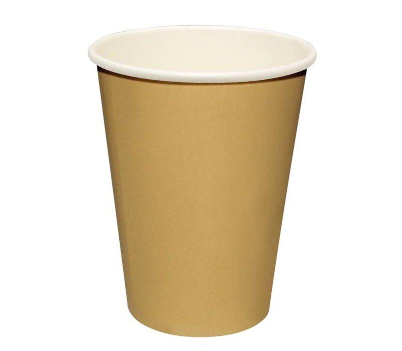 XXLselect Hot cups Cup - Light - 23cl - Disposable - Quantity 50