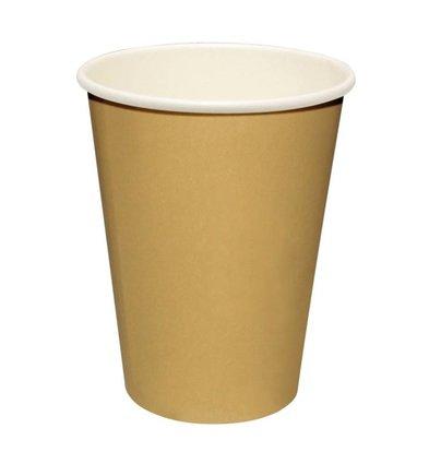 XXLselect Hot cups Cup - Light - 23cl - Disposable - Quantity 1000