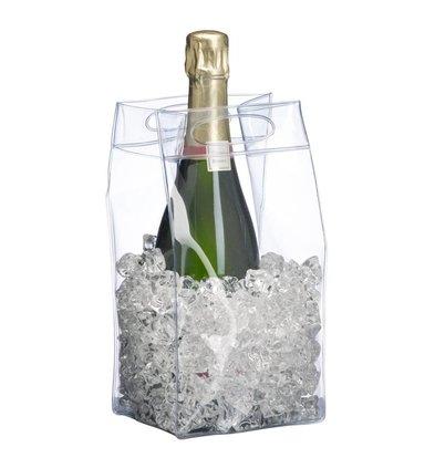 Bar Professional Ice Bag Wijnkoeler Tas - So Fresh - Beschikbaar in 2 kleuren -26(h) cm
