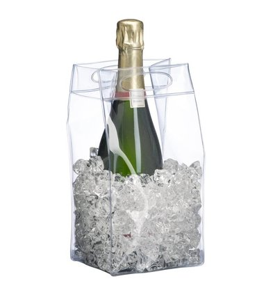 XXLselect Ice Bag Wine Cooler Bag - So Fresh - Erhältlich in vier Farben -26 (h) cm