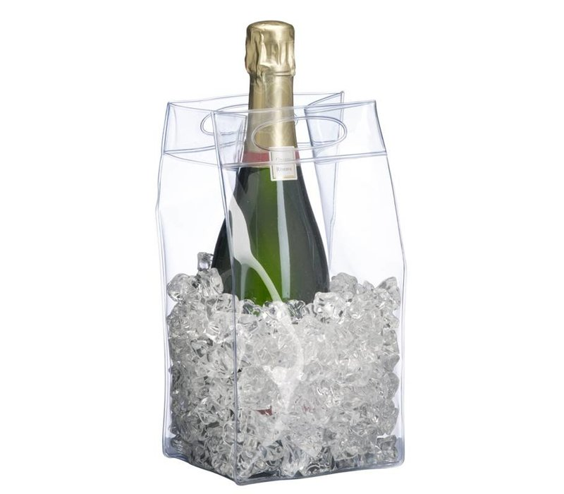 Bar Professional Ice Bag Wine Cooler So Fresh Available In Four Colors 26 H Cm
