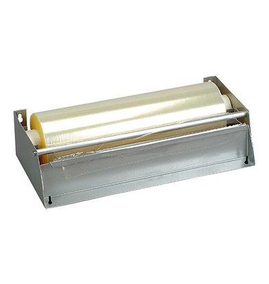XXLselect Foil packaging dispenser Stainless steel - 30cm