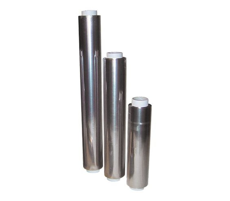 XXLselect Cling film - High quality PVC - Extra Strong - Breathable and high stretchability - 45cm - 300M