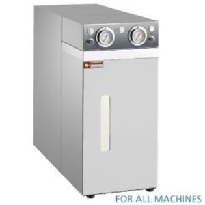 Diamond Osmosis unit 150L / U, with expansion vessel, monoblock in stainless steel