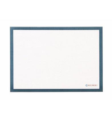 Hendi Siliconen | Bakmat 530x325mm