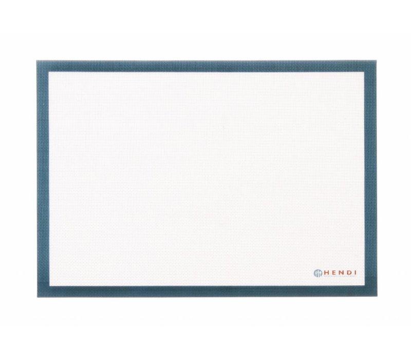 Hendi Siliconen Bakmat | 600x400mm
