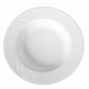 Hendi Board deep - 300x47 mm - Karizma - White - Porcelain