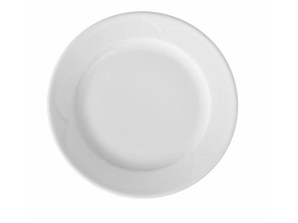Hendi Board flat - 200x20 mm - Saturn - White - Porcelain