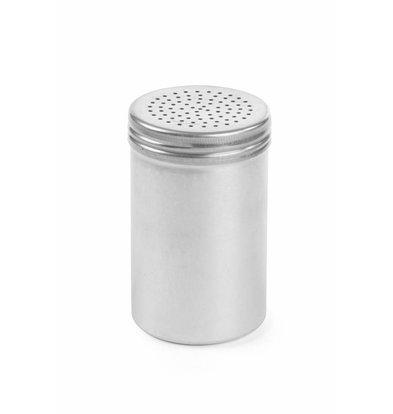 Hendi Aluminium pepper caster | With Screw | Ø65x (H) 120mm
